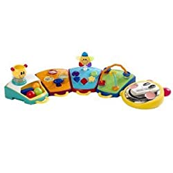 BABY EINSTEIN CATERPILLAR PLAY ZONE