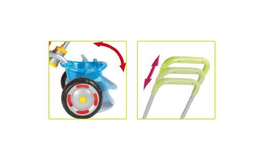 Imagen 3 de Smoby - Baby caminar azul / rojo / amarillo