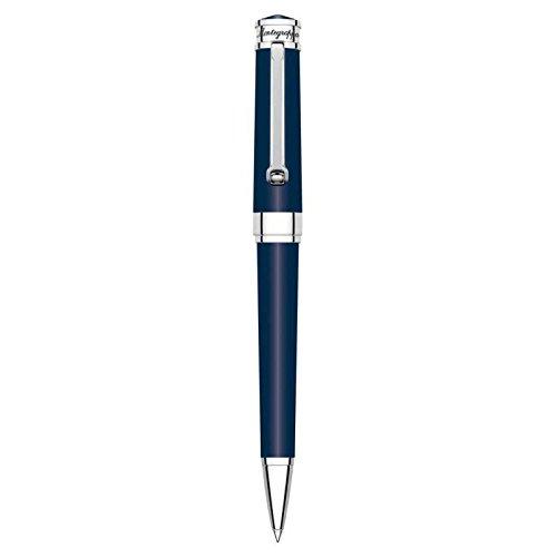 stylo-bille-montegrappa-parola-twist-ouvert-bleu-marine