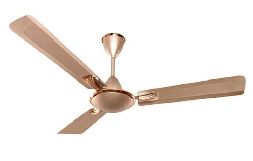 Orient Gratia 48-inch 70-Watt Decorative Ceiling Fan (Topaz and Gold)