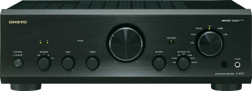 ONKYO A-9377B VL Digital 2 x 90Watts Stereo Amplifier