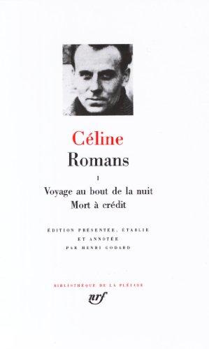 celine-romans-tome-1
