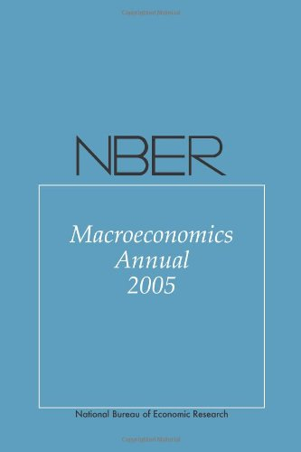 NBER Macroeconomics Annual 2005 (NBER Macroeconomics Annual series)