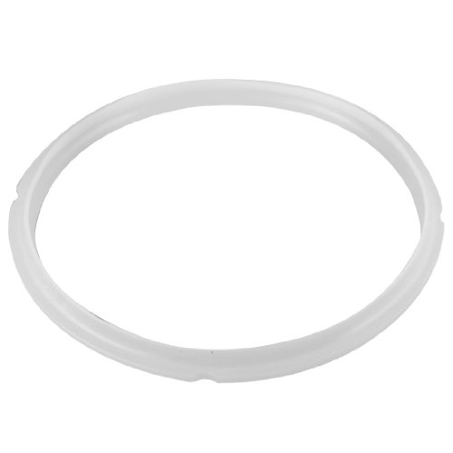 uxcell Electric Pressure Cooker Parts Seal Ring Gasket 3-4L 200mm x 220mm x 19mm