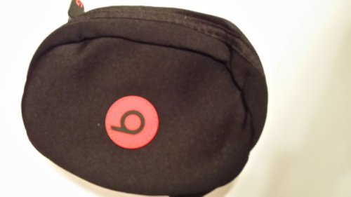 Replacement Soft Bag Carrier Pouch Case For Monster Beats By Dr. Dre Wireless/Solo/Solo Hd