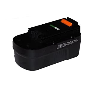 Black and Decker Black & Decker FS18BX 18 volt Slide-Style Battery at Sears.com