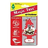 Carded Magic Tree In Car Air Freshener Pack - Spice Scent x 1 .