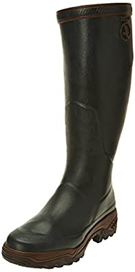 Aigle Unisex-Adult Parcours 2 Wellington Boots, Bronze, 10.5 UK/ 45 EU/45 Eu