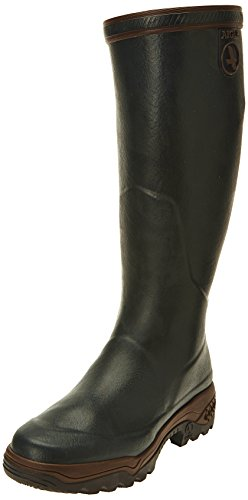 Aigle Unisex-Adult Parcours 2 Wellington Boots, Bronze, 5.5 UK/ 39 EU