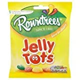 Rowntrees Jelly Tots Sharing Bag 160g