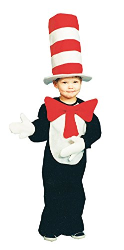 Cat I (Deluxe Child Cat In The Hat Costumes)