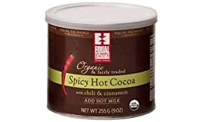 Equal Exchange Organic Spicy Hot Cocoa Hot Cocoa With A Kick by Equal Exchange