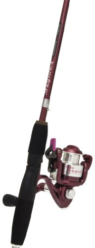Quantum Fishing Ladies Snap Shot Ssl20/602Ml Spin Fishing Rod and Reel Combo