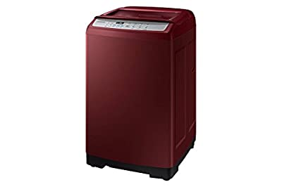 Samsung WA65H4500HP/TL Fully-automatic Top-loading Washing Machine (6.5 Kg, Wine Body and Sparkling Scarlet Wine)