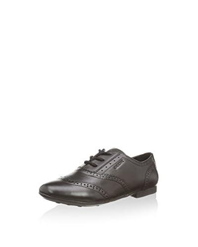 Geox Zapatos Oxford J Plie' A Negro