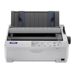 Epson LQ-590 Dot Matrix Printer. LQ-590 24PIN NARR 529CPS PAR USB ESC/P IBM PPDS DOT. 24-pin - 529 cps Mono - Parallel, USB