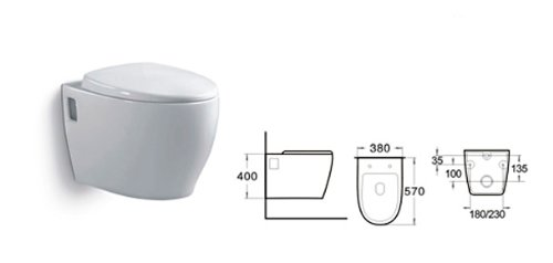 rezension wellness design toilette h nge wc klo set frei stehend h ngend moderne badezimmer. Black Bedroom Furniture Sets. Home Design Ideas