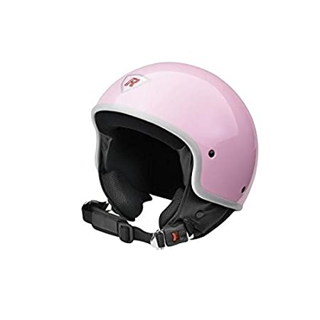 Bottari Moto 64428 Casque Custom, Rose, Taille : S