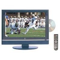 Pyle PTC20LD 19- Inch Flat Panel LCD HDTV with Built-In DVD Player