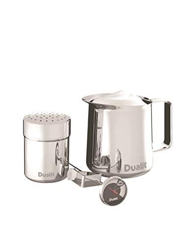 Dualit 3-Piece Barista Coffee Kit