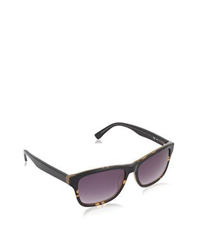 Lacoste Occhiali da sole 709S001 (55 mm) Nero/Avana