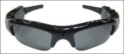 Best Price KJB Security DVR260 Camcorder Sunglasses