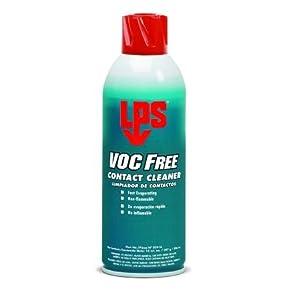 LPS LABORATORIES - 03416 - VOC FREE CONTACT CLEANER 14 OZ AEROSOL