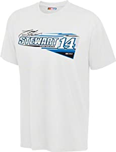 Tony Stewart #14 T-Shirt and Hat Combo Pack by Checkered Flag