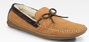 Cheap COLE HAAN Men's Slippers Innsbrook Camp. Moc, Caml sde/T Moro, 9.5 M USA (B004EWC076)