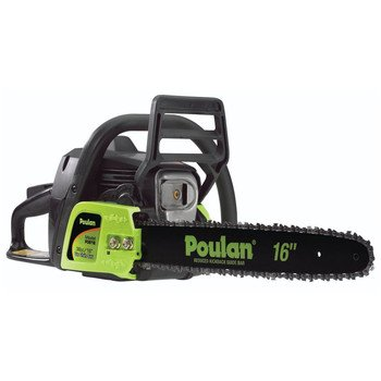 Poulan 967146301 P3816 38cc Fully Assembled Chainsaw 16 Inch