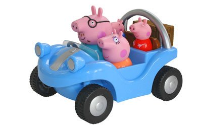 Peppa Pig Adventure Buggy