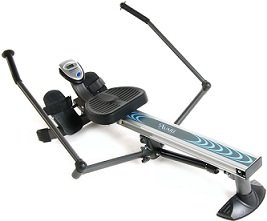 Stamina A350-500 Avari Free Motion Rower w/ Adjustable Foot Straps