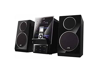 Review and Buying Guide of Cheap JVC UX-LP5B 60W CD Micro Component System with Integrated Flip iPod Dock and USB