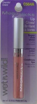 Wet N Wild Megaslicks Lip Gloss Cherish (3-Pack)