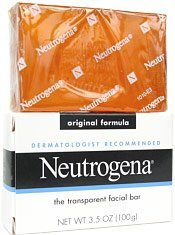 Neutrogena Original Formula Transparent Facial Bar - 3 5 ozB0000Y3DD2