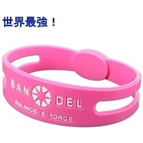 반델 [일본정품] [일본정품] 팔찌   BRACELET 핑크 (M (17.5))-