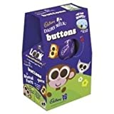 Cadbury Dairy Milk Buttons Easter Egg Medium 162g