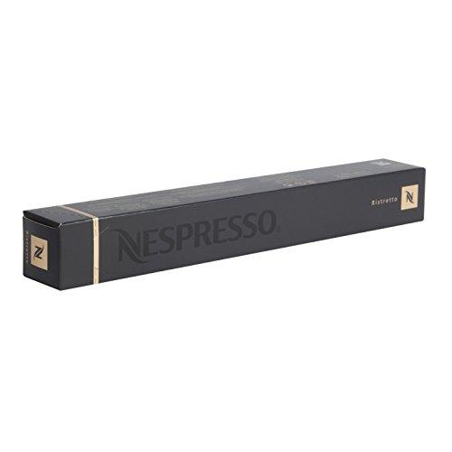 Get 50 Nespresso Capsules Ristretto Coffee NEW at Coffee Pods, Capsules and A -> Nespresso Ristretto