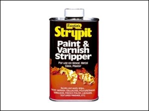 Rustins Strypit Paint & Varnish Stripper 1 Litre from Rustins