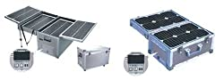 20W MSolar (Portable Solar Power Solution)