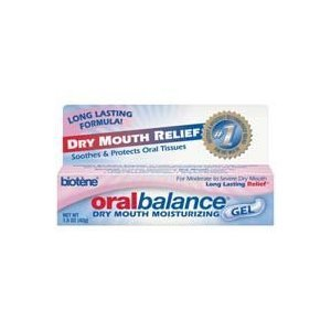 Special Pack Of 5 Oral Balance Gel Tube 1.5 Oz