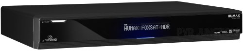 Humax Foxsat HDR 500GB Freesat HD Digital TV Recorder (Requires Satellite Dish)