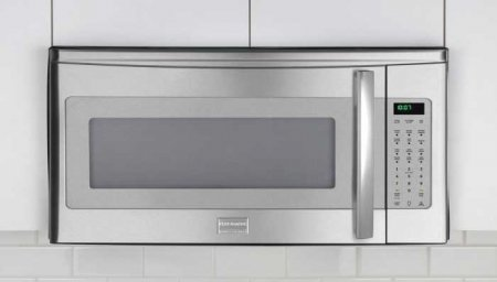 Frigidaire Fpmv189Kf Professional 1.8 Cu. Ft. Stainless Steel Over-The-Range Microwave