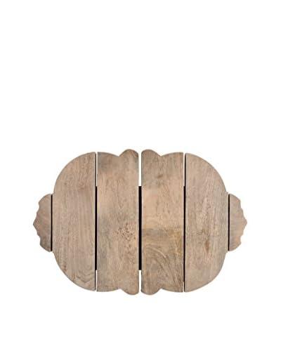 Bitossi Thuis Trivet Romantic hout