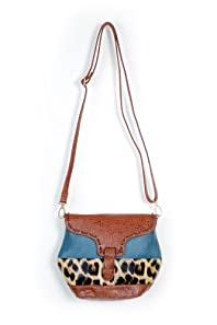Meow Leopard Purse