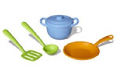 Green Toys, Chef Set Ct Ea 1 front-384189