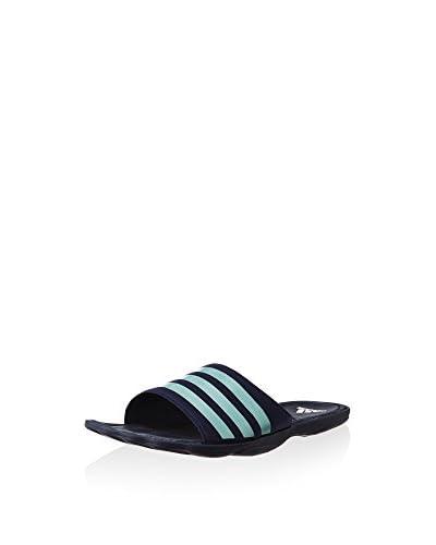 adidas Badeschlappe Adipure CF schwarz