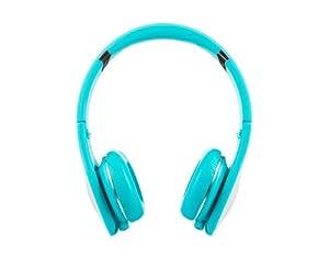 Monster DNA On-Ear Headphones (White Teal)