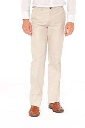 Emporio Armani Beige Cotton Pants Trousers, 56, Beige