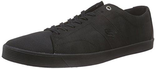 G-Star Raw - DEX MONO, Sneaker Uomo, Negro (Black 990), 41